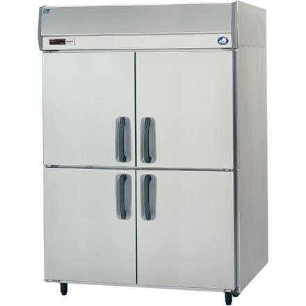 SRR-K1581S パナソニック たて型冷蔵庫 センターピラーレス 業務用 送料無料