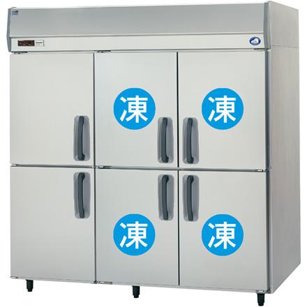 SRR-K1863C4A パナソニック たて型冷凍冷蔵庫 2室冷凍タイプ 業務用 送料無料
