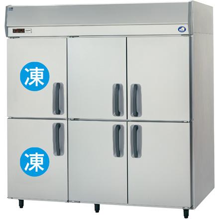 SRR-K1883C2 パナソニック たて型冷凍冷蔵庫 2室冷凍タイプ 業務用 送料無料