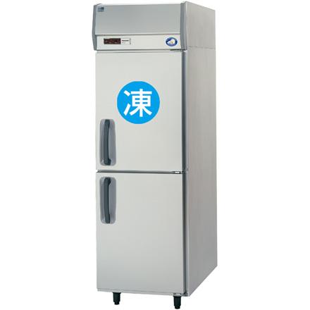 SRR-K661C パナソニック たて型冷凍冷蔵庫 1室冷凍タイプ 業務用 送料無料