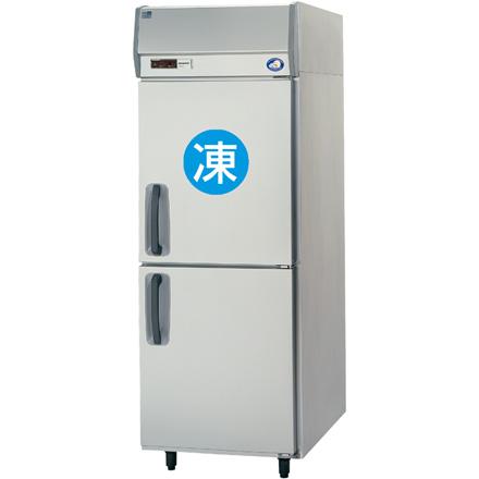 SRR-K761C パナソニック たて型冷凍冷蔵庫 1室冷凍タイプ 業務用 送料無料