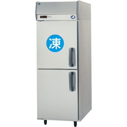 SRR-K781CL パナソニック たて型冷凍冷蔵庫 1室冷凍タイプ 左開き仕様 業務用 送料無料