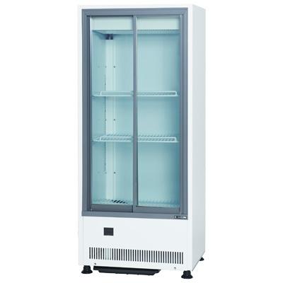 MUS-0614X サンデン 冷蔵ショーケース スライド扉タイプ キュービックタイプ 送料無料