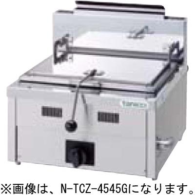 N-TCZ-6060G タニコー ガス餃子グリラー 卓上タイプ 餃子焼器 送料無料