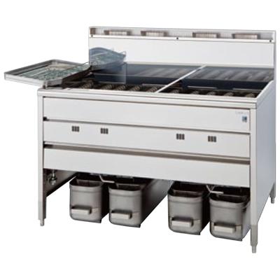 TGFL-130CW タニコー フライヤー ガスフライヤー 涼厨フライヤー 業務用 送料無料