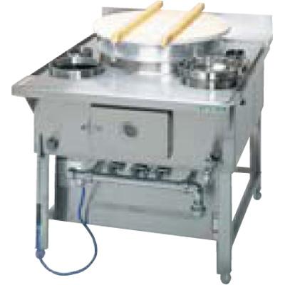TGK-3 タニコー ゆで麺器 ガス生そば釜 送料無料