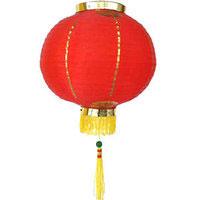 中国 台湾 香港 東南アジア 公式ストア 旧正月 30cm 中華提灯 35%OFF 春節飾り 赤無地提灯