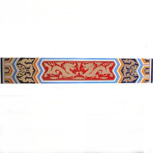 30巾双龍飾り板 180cmB