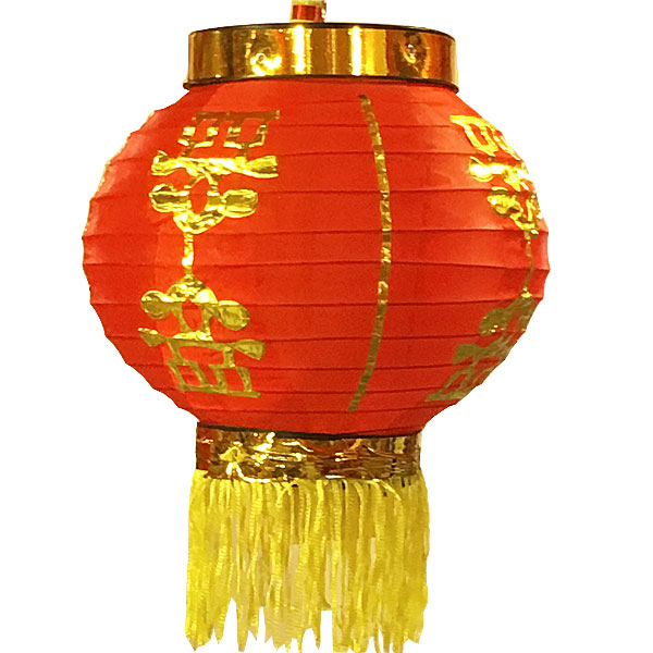 中国 台湾 香港 東南アジア 旧正月 新作からSALEアイテム等お得な商品満載 春節飾り 中華提灯 20cm 赤無地提灯 返品不可