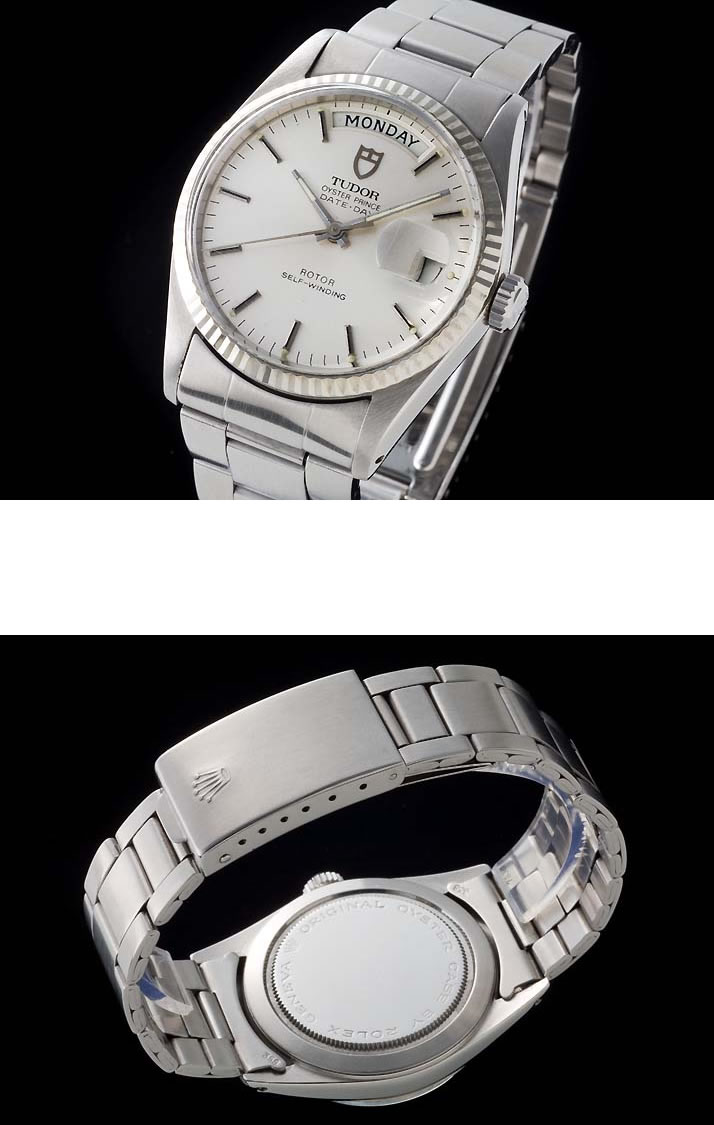 Tudor Oyster Prince date day Ref.94614 1980 (TUDOR OYSTER PRINCE DATEDAY Ref.94614 Ca.1980's)