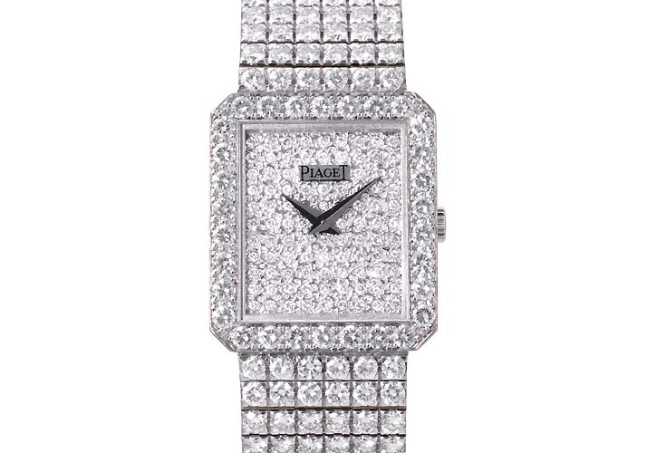 피아제 주얼리 워치 Ref.41541 C 626 (PIAGET HIGH JEWELLERY WATCH Ref.41541 C 626)