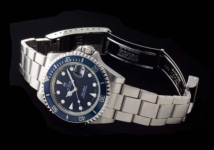 Tudor Submariner Ref.79190 blue sub (TUDOR SUBMARINER Ref.79190 BLUE DIAL)