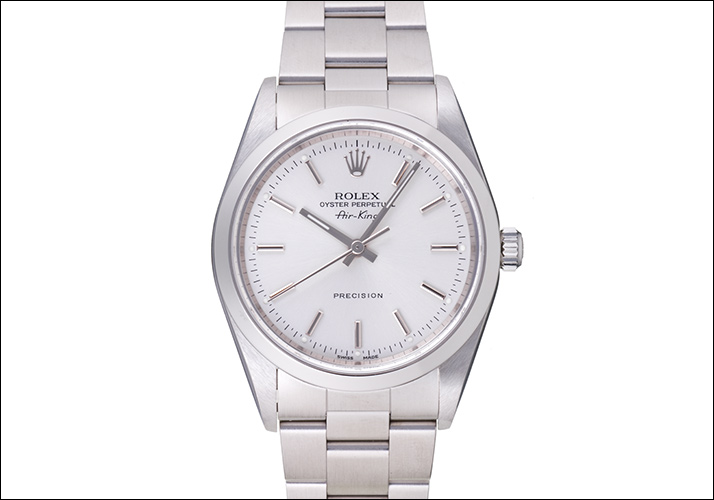 Image result for THE ROLEX AIR KING REF. 14000