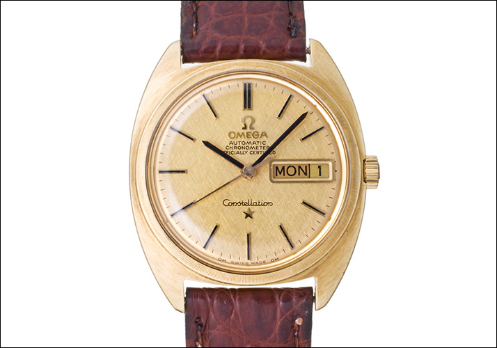 오메가 별자리 C 라인 Ref.168019 1968 년 (OMEGA CONSTELLATION C LINE Ref.168019 Ca.1968)