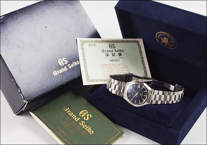 그랜드 세이 코 Ref.9F62-0A10 SBGX007 1997 년 (GRAND SEIKO Ref.9F62-0A10 SBGX007 Ca.1997)