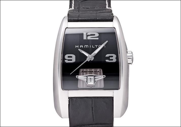 Hamilton Brooke XL Ref.H33515733 (HAMILTON BROOKE XL Ref.H33515733)