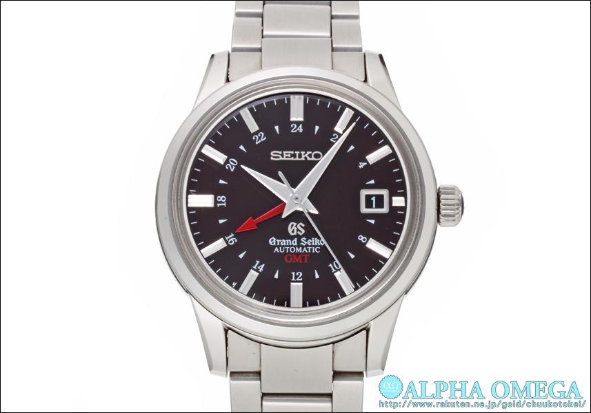 Grand Seiko 9 S mechanical Ref.9S56-00B0, SBGM009 Brown dial-2007