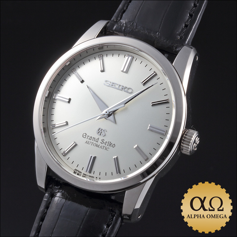 Grand Seiko 9 S mechanical 40th anniversary commemoration models Ref.9S51-0200, SBGR007