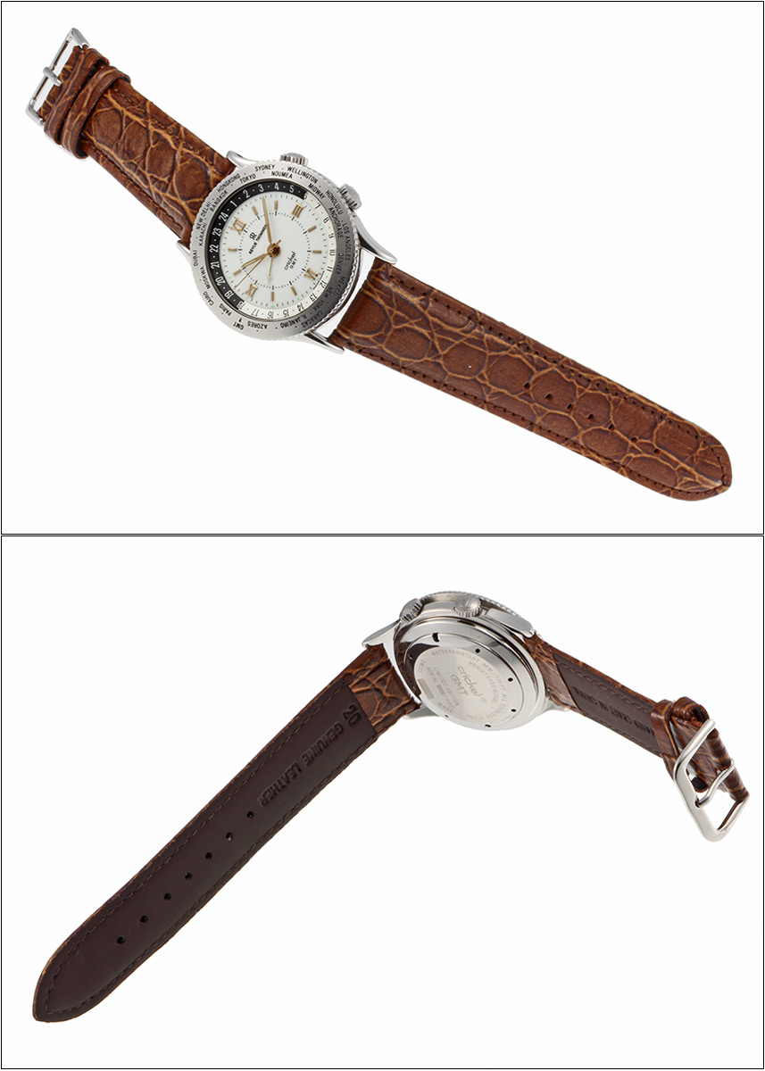 Review Tomen cricket GMT Ref.7910003 1400 piece limited production 1990