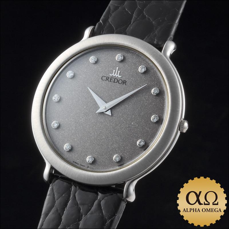 Seiko credor Platinum Ref.7770-6100 1990