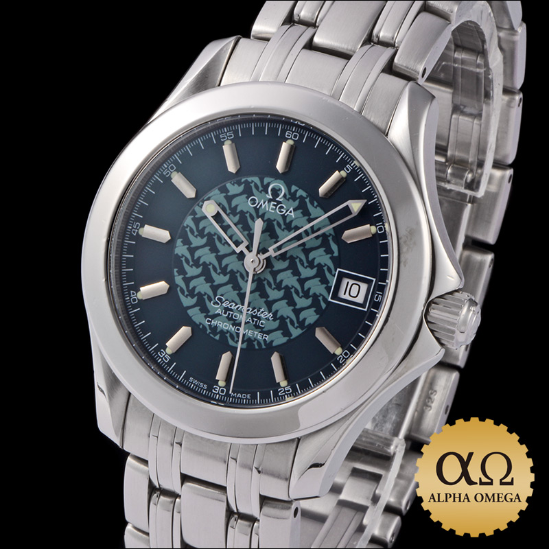 Omega Seamaster 120 m Ref.2500.80 Jacques Mayol 1997 limited, 5000 series