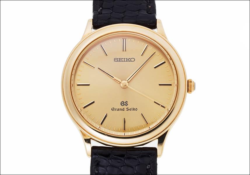 Grand SEIKO Ref.9581-7000 yellow gold 1989