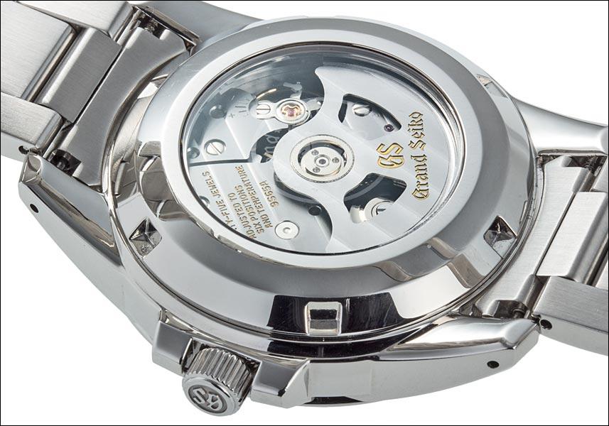 Grand SEIKO 9S mechanical Ref.SBGR055 9S65-00C0 stainless steel 2011