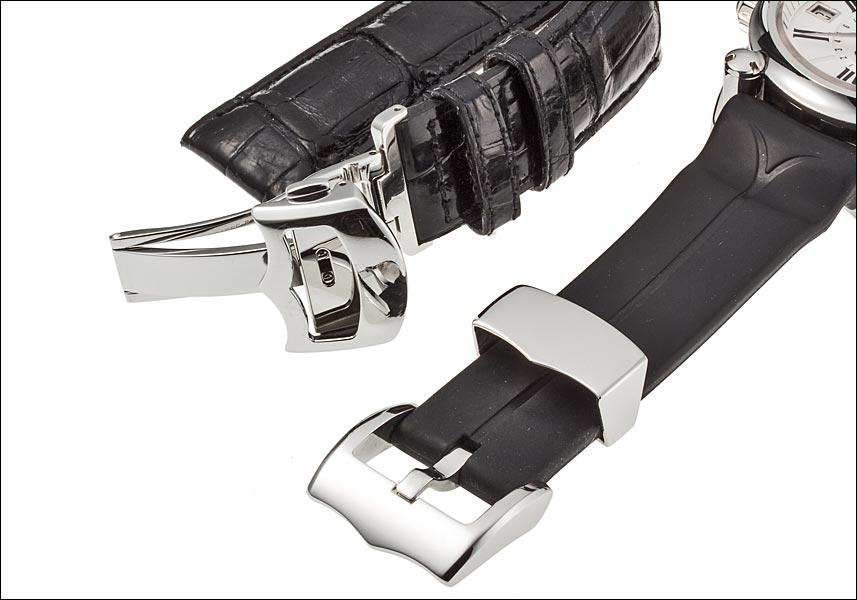 세이 코 ガランテ 스프링 드라이브 GMT Ref.5R66-0AC1 SBLA035 스테인레스 스틸 2009 년