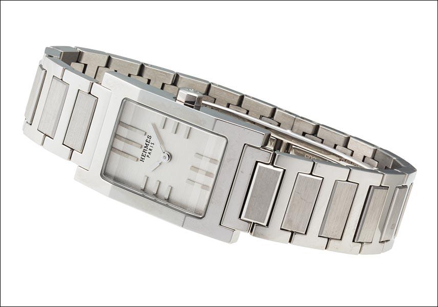 Hermes tandem Ref.TA1.210 SS quartz