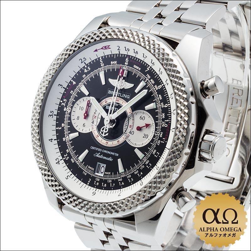 green b for edition swisswatchexpo watches gt ii motors watch special breitling bentley mens