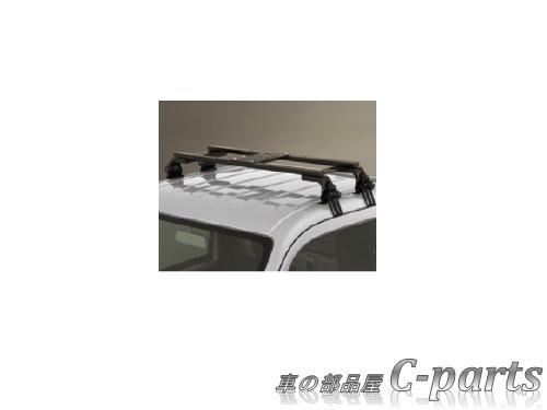 【純正】DAIHATSU HIJET TRUCK ダイハツ ハイゼットトラック【S500P S510P】  業務用スピーカーキャリア(標準ルーフ用)[08370-K5002]