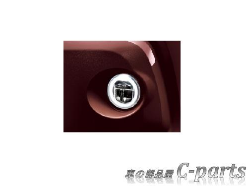 【純正】DAIHATSU BOON ダイハツ ブーン【M700S M710S】  ホワイトイルミ付LEDフォグランプセット【仕様は下記参照】[08580-K1005/08584-K1003]