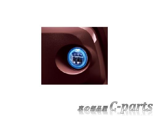 【純正】DAIHATSU BOON ダイハツ ブーン【M700S M710S】  ブルーイルミ付LEDフォグランプセット【仕様は下記参照】[08580-K1004/08584-K1003]