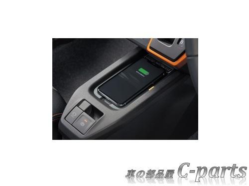【純正】DAIHATSU TAFT ダイハツ タフト【LA900S LA910S】  ワイヤレス充電器(Qi)[08691-K2001]