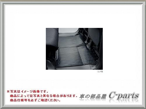 [ 08P19-TY0-000A ] 純正 エヌボックス (左右セット) ラバーマット HONDA NBOX N-BOX 2012.12〜2013.11 ホンダ 縁高タイプ縁高タイプ リア用