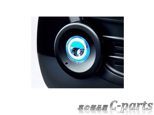【純正】HONDA N-BOX SLASH ホンダ Nボックススラッシュ【JF1 JF2】  LEDフォグライト(左右セット)【仕様は下記参照】【スマートブラック】[08V31-E3J-A00/08V38-TY0-B00/08V38-TY0-AE0G]