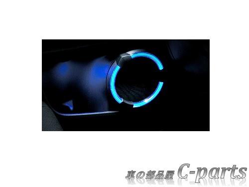 【純正】HONDA VEZEL ホンダ ヴェゼル【RU1 RU2 RU3 RU4】  LEDスピーカーリング&ドアポケットイルミネーション【仕様は下記参照】[08E20-T7A-010]