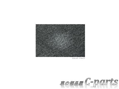 【純正】HONDA SHUTTLE ホンダ シャトル【GP7 GP8 GK8 GK9】  フロアカーペットマット(スタンダードタイプ)【ブラック】[08P14-TD4-011]