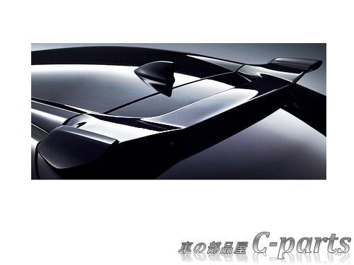 【純正:大型】HONDA CIVIC ホンダ シビック【FK7 FC1】  テールゲートスポイラー【フレームレッド】[08F02-TEA-080C]