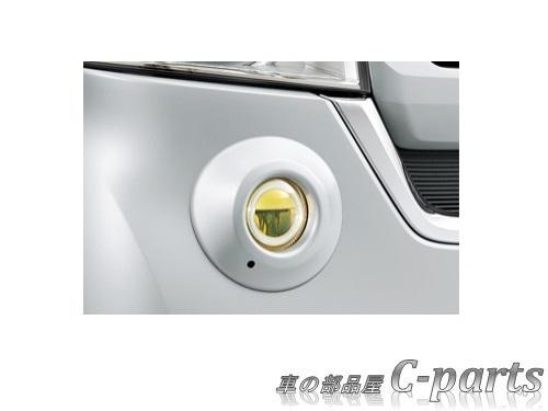 【純正】HONDA N-BOX ホンダ Nボックス【JF3 JF4】  LEDフォグライト(イエロー)【ブリリアントスポーティブルー・メタリック】[08V31-E3J-D00/08V38-TTA-A00/08V38-TTA-0C0G]