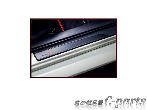 【純正】HONDA CIVIC TYPER ホンダ シビックタイプR【FK8-100】  サイドステップガーニッシュ[08E12-TEA-000]