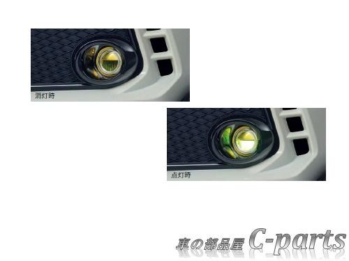 【純正】HONDA CIVIC TYPER ホンダ シビックタイプR【FK8-100】  LEDフォグライト(イエロー)[08V31-E3J-D00/08V38-T6G-B00]