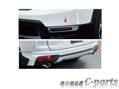 【純正】HONDA CR-V ホンダ CR-V【RW1-100 RW2-100 RT5-100 RT6-100】  パーキングセンサー(4センサー)(リアエアロバンパー装着車用)