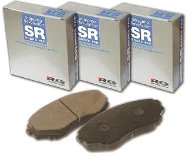 本日限定 sr245m-1 RG レーシングギア SRシリーズ フロントディスクパッド SR245M 超激安特価 smtb-k