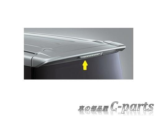 【純正:大型】NISSAN DAYS ROOX ニッサン デイズルークス【B21A】  ルーフスポイラー【スパークリングレッド】[K6050-6A40K]