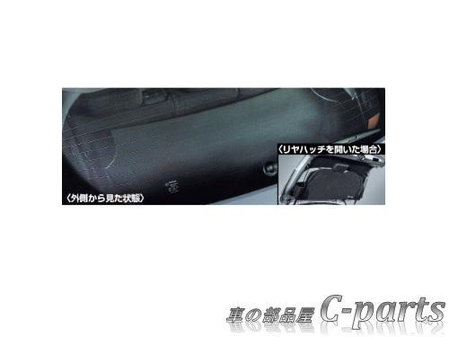 【純正】NISSAN JUKE ニッサン ジューク【YF15 F15 NF15】  トノカバー[H4982-1KL0A]