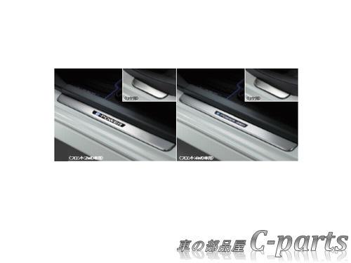 【純正】NISSAN NOTE ニッサン ノート【HE12 SNE12 E12 NE12】  キッキングプレート(LED・白色発光)【仕様は下記参照】[G6950-5WJ0B]