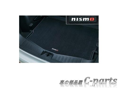 【純正】NISSAN NOTE ニッサン ノート【HE12 SNE12 E12 NE12】  NISMOラゲッジマット[84902-RNE20]