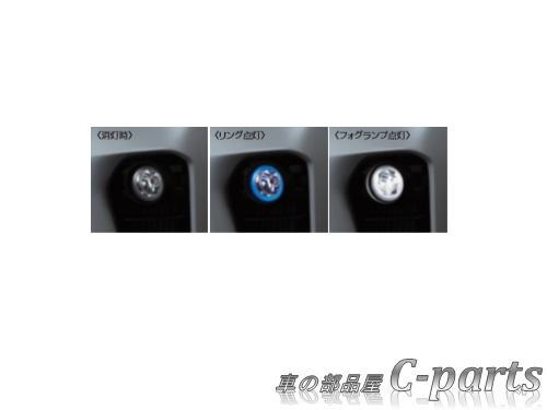 【純正】NISSAN NV350CARAVAN ニッサン NV350キャラバン【型式一覧表参照】  リングイルミフォグ【仕様は下記参照】[B61E0-5YE0C]