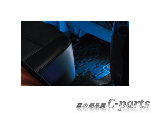 【純正】NISSAN X-TRAIL ニッサン エクストレイル【T32 NT32 HT32 HNT32】  インテリアイルミネーション(青色LED)[B64D0-6FR0B/G6988-3DN0A]
